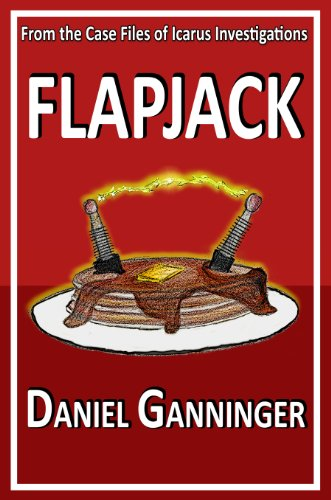 Bargain eBook Hunter: We Hunt for Free & Bargain eBooks So You Don't Have To! -- A HotZippy Website: Today's Readers for Tomorrow's Bestsellers! © -- Bargain eBook Hunter proudly presents: Flapjack (Case File #1 of Icarus Investigation) by Daniel Ganninger!