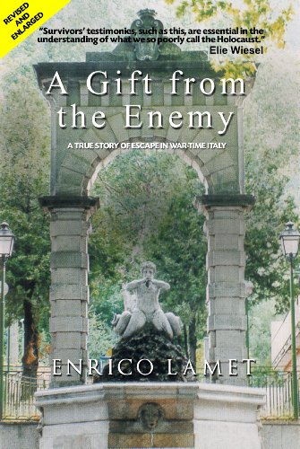 Bargain eBook Hunter: We Hunt for Free & Bargain eBooks So You Don't Have To! -- A HotZippy Website: Today's Readers for Tomorrow's Bestsellers! © -- Bargain eBook Hunter proudly presents: A Gift from the Enemy (A True Story of Escape in War-time Italy) by Enrico Lamet!
