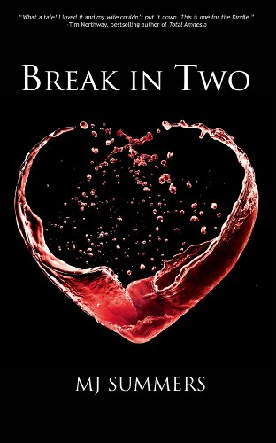 Bargain eBook Hunter: We Hunt for Free & Bargain eBooks So You Don't Have To! -- A HotZippy Website: Today's Readers for Tomorrow's Bestsellers! © -- Bargain eBook Hunter proudly presents: Break In Two by MJ Summers!