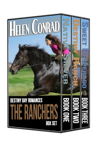 Bargain eBook Hunter: We Hunt for Free & Bargain eBooks So You Don't Have To! -- A HotZippy Website: Today's Readers for Tomorrow's Bestsellers! © -- Bargain eBook Hunter proudly presents: The Ranchers: Destiny Bay Romances Boxed Set vol. 1 (Destiny Bay Romances - The Ranchers) by Helen Conrad!