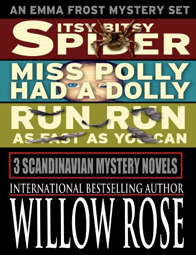 Bargain eBook Hunter: We Hunt for Free & Bargain eBooks So You Don't Have To! -- A HotZippy Website: Today's Readers for Tomorrow's Bestsellers! © -- Bargain eBook Hunter proudly presents: Emma Frost Mystery Series by Willow Rose!