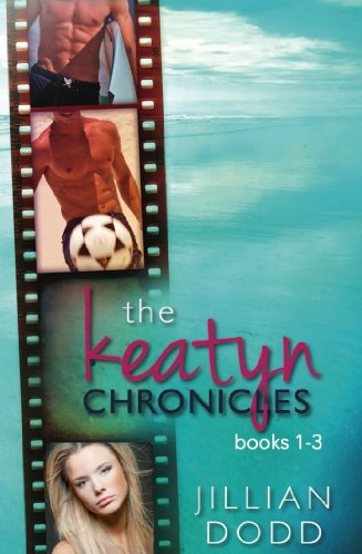 Bargain eBook Hunter: We Hunt for Free & Bargain eBooks So You Don't Have To! -- A HotZippy Website: Today's Readers for Tomorrow's Bestsellers! © -- Bargain eBook Hunter proudly presents: The Keatyn Chronicles: Books 1-3: (Stalk Me, Kiss Me, and Date Me) by Jillian Dodd!