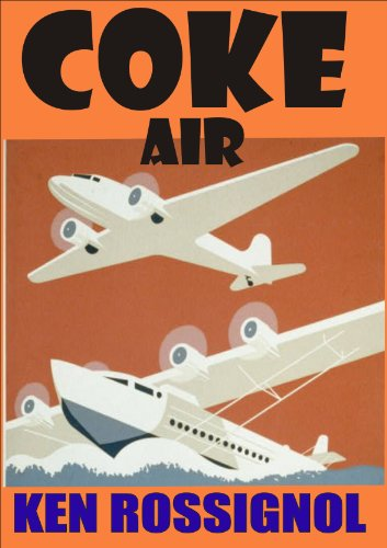 Bargain eBook Hunter: We Hunt for Free & Bargain eBooks So You Don't Have To! -- A HotZippy Website: Today's Readers for Tomorrow's Bestsellers! © -- Bargain eBook Hunter proudly presents: COKE AIR (Chesapeake Crime Confidential) by Ken Rossignol!