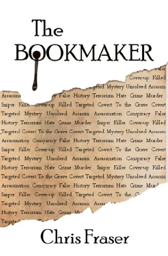 Bargain eBook Hunter: We Hunt for Free & Bargain eBooks So You Don't Have To! -- A HotZippy Website: Today's Readers for Tomorrow's Bestsellers! © -- Bargain eBook Hunter proudly presents: The Bookmaker by Chris Fraser!