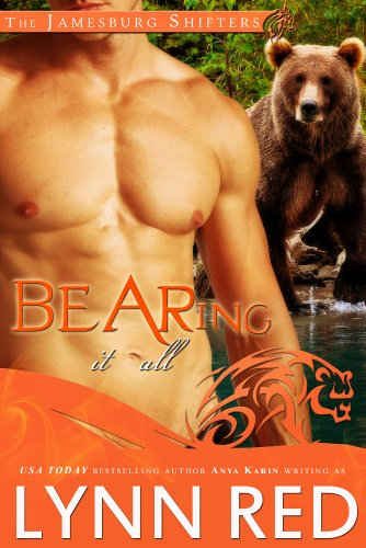 Bargain eBook Hunter: We Hunt for Free & Bargain eBooks So You Don't Have To! -- A HotZippy Website: Today's Readers for Tomorrow's Bestsellers! © -- Bargain eBook Hunter proudly presents: Bearing It All (Alpha Werebear Shifter Paranormal Romance) (The Jamesburg Shifters) by Lynn Red!