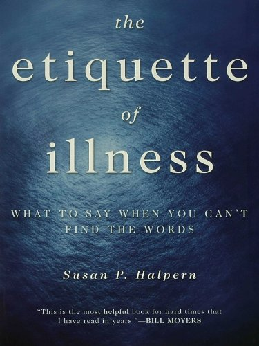 Bargain eBook Hunter: We Hunt for Free & Bargain eBooks So You Don't Have To! -- A HotZippy Website: Today's Readers for Tomorrow's Bestsellers! © -- Bargain eBook Hunter proudly presents: The Etiquette of Illness by Sue Halpern!