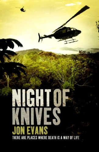 Bargain eBook Hunter: We Hunt for Free & Bargain eBooks So You Don't Have To! -- A HotZippy Website: Today's Readers for Tomorrow's Bestsellers! © -- Bargain eBook Hunter proudly presents: The Night of Knives by Jon Evans!