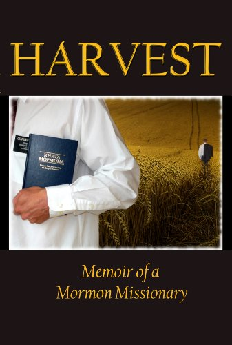 Bargain eBook Hunter: We Hunt for Free & Bargain eBooks So You Don't Have To! -- A HotZippy Website: Today's Readers for Tomorrow's Bestsellers! © -- Bargain eBook Hunter proudly presents: Harvest: Memoir of a Mormon Missionary by Jacob Young!