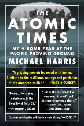 Bargain eBook Hunter: We Hunt for Free & Bargain eBooks So You Don't Have To! -- A HotZippy Website: Today's Readers for Tomorrow's Bestsellers! © -- Bargain eBook Hunter proudly presents: The Atomic Times:  My H-Bomb Year at the Pacific Proving Ground by Michael Harris!