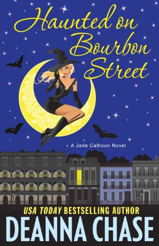 Bargain eBook Hunter: We Hunt for Free & Bargain eBooks So You Don't Have To! -- A HotZippy Website: Today's Readers for Tomorrow's Bestsellers! © -- Bargain eBook Hunter proudly presents: Haunted on Bourbon Street (Jade Calhoun Series: Book 1) by Deanna Chase!