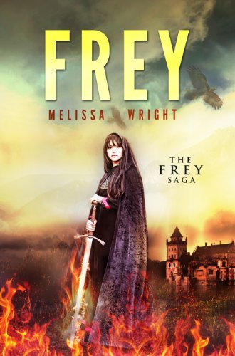 Bargain eBook Hunter: We Hunt for Free & Bargain eBooks So You Don't Have To! -- A HotZippy Website: Today's Readers for Tomorrow's Bestsellers! © -- Bargain eBook Hunter proudly presents: Frey (The Frey Saga) by Melissa Wright!