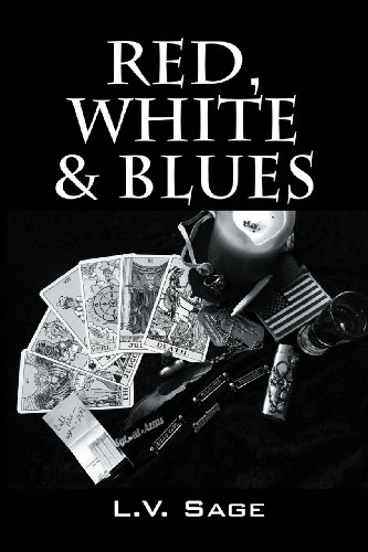 Bargain eBook Hunter: We Hunt for Free & Bargain eBooks So You Don't Have To! -- A HotZippy Website: Today's Readers for Tomorrow's Bestsellers! © -- Bargain eBook Hunter proudly presents: Red, White & Blues by L.V. Sage!