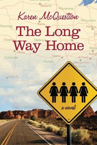 Bargain eBook Hunter: We Hunt for Free & Bargain eBooks So You Don't Have To! -- A HotZippy Website: Today's Readers for Tomorrow's Bestsellers! © -- Bargain eBook Hunter proudly presents: The Long Way Home by Karen McQuestion!