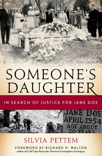 Bargain eBook Hunter: We Hunt for Free & Bargain eBooks So You Don't Have To! -- A HotZippy Website: Today's Readers for Tomorrow's Bestsellers! © -- Bargain eBook Hunter proudly presents: Someone's Daughter: In Search of Justice for Jane Doe by Silvia Pettem!