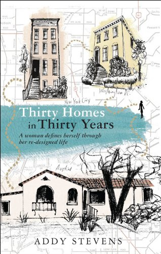 Bargain eBook Hunter: We Hunt for Free & Bargain eBooks So You Don't Have To! -- A HotZippy Website: Today's Readers for Tomorrow's Bestsellers! © -- Bargain eBook Hunter proudly presents: Thirty Homes in Thirty Years by Addy Stevens!