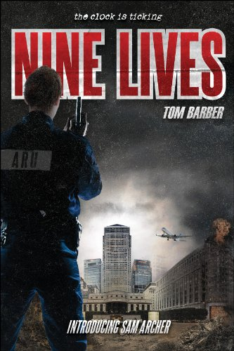 Bargain eBook Hunter: We Hunt for Free & Bargain eBooks So You Don't Have To! -- A HotZippy Website: Today's Readers for Tomorrow's Bestsellers! © -- Bargain eBook Hunter proudly presents: Nine Lives (Sam Archer 1) by Tom Barber!
