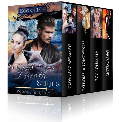 Bargain eBook Hunter: We Hunt for Free & Bargain eBooks So You Don't Have To! -- A HotZippy Website: Today's Readers for Tomorrow's Bestsellers! © -- Bargain eBook Hunter proudly presents: Sacred Breath Boxed Set (Books 1-4) by Nadia Scrieva!