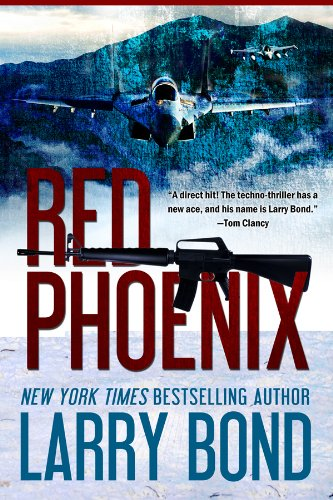Bargain eBook Hunter: We Hunt for Free & Bargain eBooks So You Don't Have To! -- A HotZippy Website: Today's Readers for Tomorrow's Bestsellers! © -- Bargain eBook Hunter proudly presents: Red Phoenix by Larry Bond!