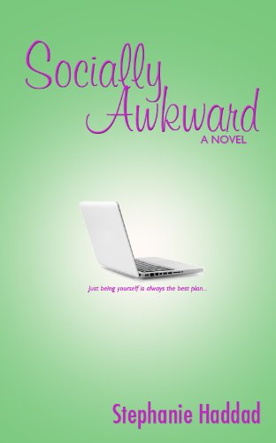 Bargain eBook Hunter: We Hunt for Free & Bargain eBooks So You Don't Have To! -- A HotZippy Website: Today's Readers for Tomorrow's Bestsellers! © -- Bargain eBook Hunter proudly presents: Socially Awkward: A Novel by Stephanie Haddad!