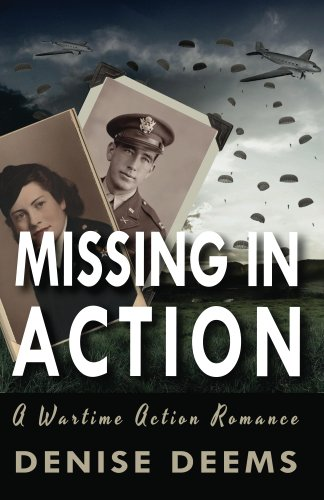Bargain eBook Hunter: We Hunt for Free & Bargain eBooks So You Don't Have To! -- A HotZippy Website: Today's Readers for Tomorrow's Bestsellers! © -- Bargain eBook Hunter proudly presents: Missing in Action by Denise Deems!