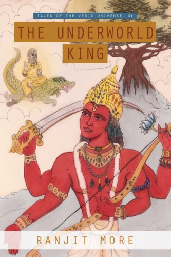 Bargain eBook Hunter: We Hunt for Free & Bargain eBooks So You Don't Have To! -- A HotZippy Website: Today's Readers for Tomorrow's Bestsellers! © -- Bargain eBook Hunter proudly presents: The Underworld King (Tales Of The Vedic Universe) by Ranjit More!