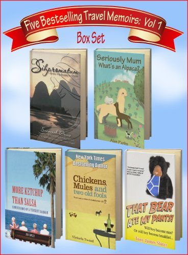 Bargain eBook Hunter: We Hunt for Free & Bargain eBooks So You Don't Have To! -- A HotZippy Website: Today's Readers for Tomorrow's Bestsellers! © -- Bargain eBook Hunter proudly presents: Five Bestselling Travel Memoirs Box Set by Victoria Twead!