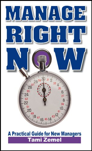Bargain eBook Hunter: We Hunt for Free & Bargain eBooks So You Don't Have To! -- A HotZippy Website: Today's Readers for Tomorrow's Bestsellers! © -- Bargain eBook Hunter proudly presents: Manage Right Now! A Practical Guide for New Managers. by Tami Zemel!