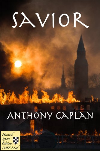 Bargain eBook Hunter: We Hunt for Free & Bargain eBooks So You Don't Have To! -- A HotZippy Website: Today's Readers for Tomorrow's Bestsellers! © -- Bargain eBook Hunter proudly presents: Savior by Anthony Caplan!