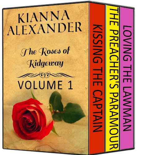Bargain eBook Hunter: We Hunt for Free & Bargain eBooks So You Don't Have To! -- A HotZippy Website: Today's Readers for Tomorrow's Bestsellers! © -- Bargain eBook Hunter proudly presents: Roses of Ridgeway: Volume 1 by Kianna Alexander!