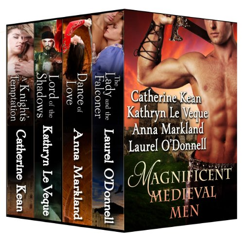 Bargain eBook Hunter: We Hunt for Free & Bargain eBooks So You Don't Have To! -- A HotZippy Website: Today's Readers for Tomorrow's Bestsellers! © -- Bargain eBook Hunter proudly presents: Magnificent Medieval Men: A Medieval Romance Boxed Set by Catherine Kean!