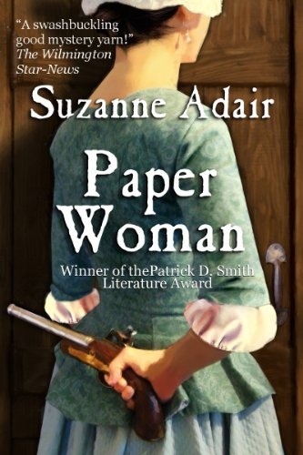 Bargain eBook Hunter: We Hunt for Free & Bargain eBooks So You Don't Have To! -- A HotZippy Website: Today's Readers for Tomorrow's Bestsellers! © -- Bargain eBook Hunter proudly presents: Paper Woman: A Mystery of the American Revolution by Suzanne Adair!