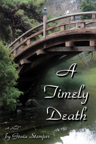 Bargain eBook Hunter: We Hunt for Free & Bargain eBooks So You Don't Have To! -- A HotZippy Website: Today's Readers for Tomorrow's Bestsellers! © -- Bargain eBook Hunter proudly presents: A Timely Death by Genia Stemper!