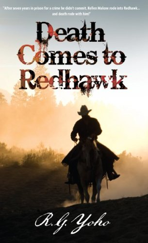 Bargain eBook Hunter: We Hunt for Free & Bargain eBooks So You Don't Have To! -- A HotZippy Website: Today's Readers for Tomorrow's Bestsellers! © -- Bargain eBook Hunter proudly presents: Death Comes to Redhawk by RG Yoho!