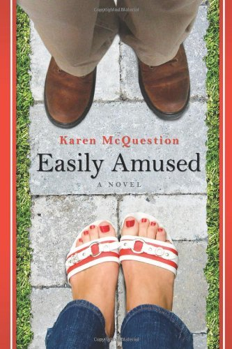 Bargain eBook Hunter: We Hunt for Free & Bargain eBooks So You Don't Have To! -- A HotZippy Website: Today's Readers for Tomorrow's Bestsellers! © -- Bargain eBook Hunter proudly presents: Easily Amused by Karen McQuestion!