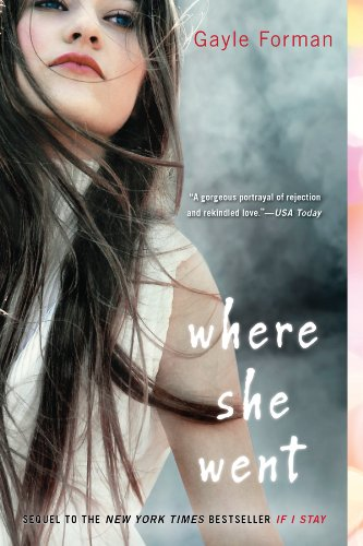 Bargain eBook Hunter: We Hunt for Free & Bargain eBooks So You Don't Have To! -- A HotZippy Website: Today's Readers for Tomorrow's Bestsellers! © -- Bargain eBook Hunter proudly presents: Where She Went by Gayle Forman!