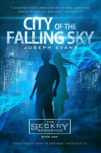 Bargain eBook Hunter: We Hunt for Free & Bargain eBooks So You Don't Have To! -- A HotZippy Website: Today's Readers for Tomorrow's Bestsellers! © -- Bargain eBook Hunter proudly presents: City of the Falling Sky (The Seckry Sequence Book 1) by Joseph Evans!