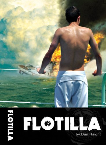 Bargain eBook Hunter: We Hunt for Free & Bargain eBooks So You Don't Have To! -- A HotZippy Website: Today's Readers for Tomorrow's Bestsellers! © -- Bargain eBook Hunter proudly presents: Flotilla by Daniel Haight!