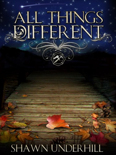 Bargain eBook Hunter: We Hunt for Free & Bargain eBooks So You Don't Have To! -- A HotZippy Website: Today's Readers for Tomorrow's Bestsellers! © -- Bargain eBook Hunter proudly presents: All Things Different by Shawn Underhill!