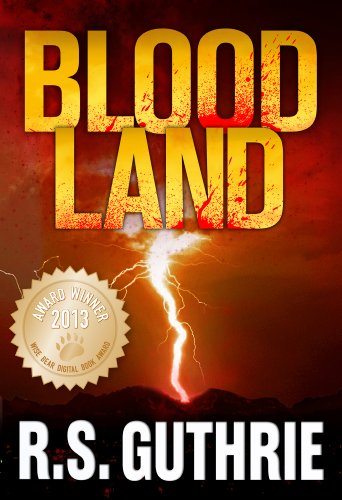 Bargain eBook Hunter: We Hunt for Free & Bargain eBooks So You Don't Have To! -- A HotZippy Website: Today's Readers for Tomorrow's Bestsellers! © -- Bargain eBook Hunter proudly presents: Blood Land (A James Pruett Mystery) by R.S. Guthrie!