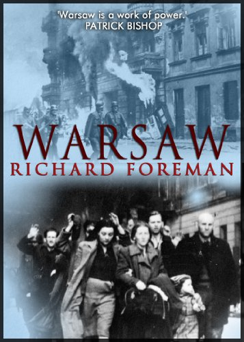 Bargain eBook Hunter: We Hunt for Free & Bargain eBooks So You Don't Have To! -- A HotZippy Website: Today's Readers for Tomorrow's Bestsellers! © -- Bargain eBook Hunter proudly presents: Warsaw by Richard Foreman!