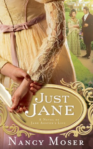 Bargain eBook Hunter: We Hunt for Free & Bargain eBooks So You Don't Have To! -- A HotZippy Website: Today's Readers for Tomorrow's Bestsellers! © -- Bargain eBook Hunter proudly presents: Just Jane by Nancy Moser!