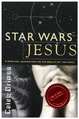Bargain eBook Hunter: We Hunt for Free & Bargain eBooks So You Don't Have To! -- A HotZippy Website: Today's Readers for Tomorrow's Bestsellers! © -- Bargain eBook Hunter proudly presents: Star Wars Jesus by Caleb Grimes!