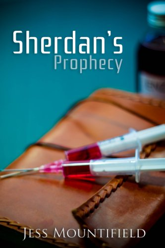 Bargain eBook Hunter: We Hunt for Free & Bargain eBooks So You Don't Have To! -- A HotZippy Website: Today's Readers for Tomorrow's Bestsellers! © -- Bargain eBook Hunter proudly presents: Sherdan's Prophecy by Jess Mountifield!