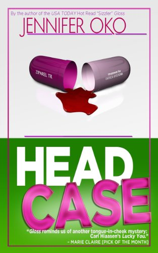 Bargain eBook Hunter: We Hunt for Free & Bargain eBooks So You Don't Have To! -- A HotZippy Website: Today's Readers for Tomorrow's Bestsellers! © -- Bargain eBook Hunter proudly presents: Head Case by Jennifer Oko!