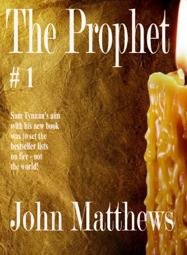 Bargain eBook Hunter: We Hunt for Free & Bargain eBooks So You Don't Have To! -- A HotZippy Website: Today's Readers for Tomorrow's Bestsellers! © -- Bargain eBook Hunter proudly presents: The Prophet #1 by John Matthews!