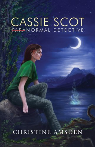 Bargain eBook Hunter: We Hunt for Free & Bargain eBooks So You Don't Have To! -- A HotZippy Website: Today's Readers for Tomorrow's Bestsellers! © -- Bargain eBook Hunter proudly presents: Cassie Scot: ParaNormal Detective by Christine Amsden!