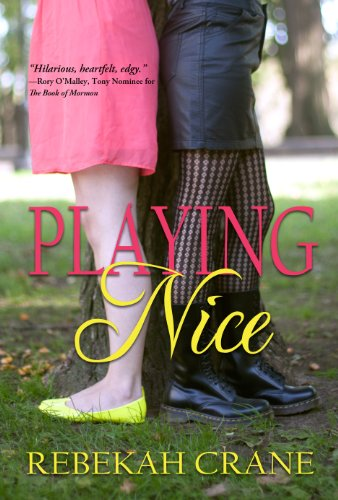 Bargain eBook Hunter: We Hunt for Free & Bargain eBooks So You Don't Have To! -- A HotZippy Website: Today's Readers for Tomorrow's Bestsellers! © -- Bargain eBook Hunter proudly presents: Playing Nice by Rebekah Crane!
