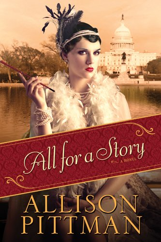 Bargain eBook Hunter: We Hunt for Free & Bargain eBooks So You Don't Have To! -- A HotZippy Website: Today's Readers for Tomorrow's Bestsellers! © -- Bargain eBook Hunter proudly presents: All for a Story by Allison Pittman!