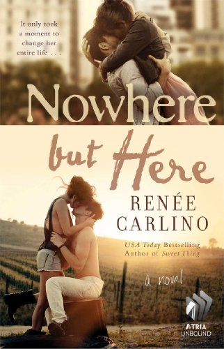 Bargain eBook Hunter: We Hunt for Free & Bargain eBooks So You Don't Have To! -- A HotZippy Website: Today's Readers for Tomorrow's Bestsellers! © -- Bargain eBook Hunter proudly presents: Nowhere but Here: A Novel by Renee Carlino!