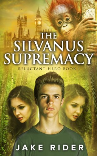 Bargain eBook Hunter: We Hunt for Free & Bargain eBooks So You Don't Have To! -- A HotZippy Website: Today's Readers for Tomorrow's Bestsellers! © -- Bargain eBook Hunter proudly presents: The Silvanus Supremacy: Reluctant HERO 1 by Jake Rider!